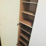 大容量のシューズボックス(玄関)