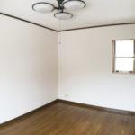 角部屋2面採光の明るい6帖洋室(居間)