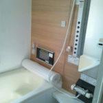 お風呂は12インチのTVとミストシャワー完備!(風呂)