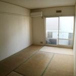 6帖の和室 畳は入居時張替ます!(居間)