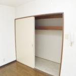 大容量の収納スペース(居間)