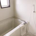 窓付きで明るい浴室(風呂)