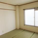 4.5帖の和室 畳は入居時張替ます(居間)