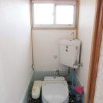 2階のトイレのウォシュレット仕様にしています