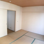和室にも収納があります。(内装)